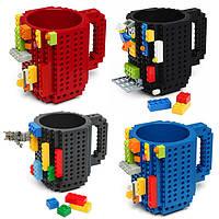 Кружка Lego брендовая 350мл