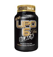 Nutrex Lipo-6 Black Hers Liqui-caps (Для снижения веса)
