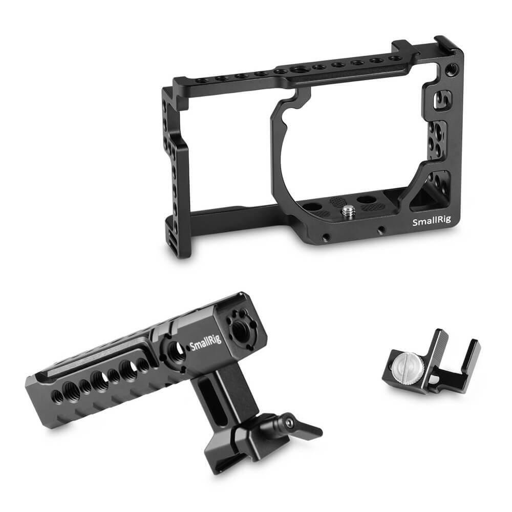 Комплект рига SmallRig Camera Accessory Kit for Panasonic GX85 GX80 GX7 Mark II (2009), фото 2