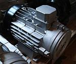 Электродвигатель RAVEL ( 11 кВт : 1430 об/мин) с тепловой защитой и полым валом