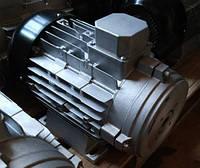 Электродвигатель RAVEL ( 11 кВт : 1430 об/мин) с тепловой защитой и полым валом, фото 1