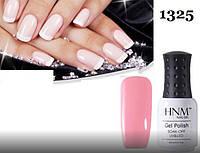 Гель лак HNM 8 мл 1325 кремовый розовый