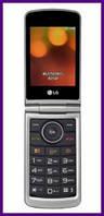Телефон LG G360 (TITAN). Гарантия в Украине 1 год!