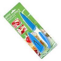 Нож кухонный для очистки овощей и фруктов hk-1 (синий)