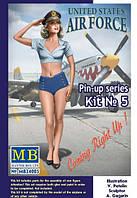Серия пин-ап, набор № 5. Пэтти. 1/24 MB24005
