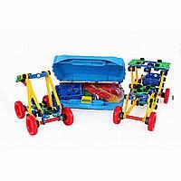 """Конструктор пластиковий """"Технотронік Мега"""" 8 моделей (168 дет.), арт. 3992, ТехноК"""