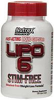 Nutrex Lipo-6 Stim Free (Для снижения веса)