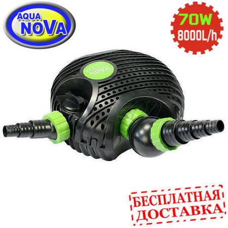 Насос для пруда AquaNova NMP-8000 л/ч.