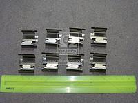 Фиксаторы тормозных колодок (пр-во Toyota) 0494705050