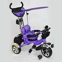 Детский трехколесный велосипед  Lexus-Trike LX-600 Purple