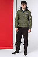 Куртка двухсторонняя мужская Весна-Осень