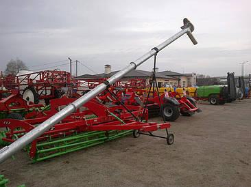 Зернонавантажувач польський ( зернокидач ) шнековий 8 м Kul-Met Польща