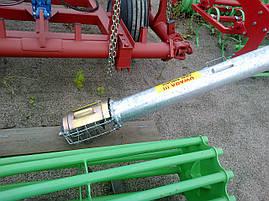 Зернометатель ( Зернопогрузчик ) шнековый 8 м Kul-Met Польский, фото 3