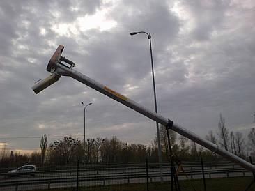 Зернонавантажувач зернокидач шнековий 8 м Kul-Met Польща