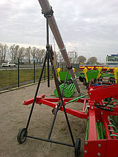 Зерномет Зернометатель ( Зернопогрузчик ) шнековый 8 м Kul-Met  Польша, фото 3
