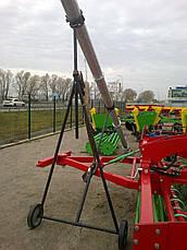 Зернопогрузчик ( польский зернометатель ) шнековый 8 м Kul-Met  Польша, фото 3