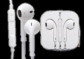 Гарнитура для iPhone (громкость, микрофон, комбоштекер) /Original Pac