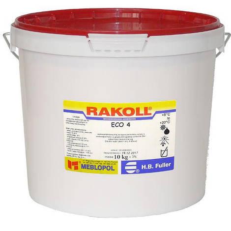 Водостойкий клей Rakoll Eco-4 10кг