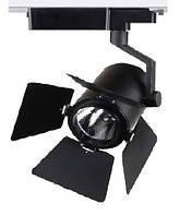 Трековый LED прожектор 18w 1800Lm черный, фото 1
