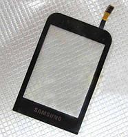 Сенсор (Touch screen) Samsung C3300 champ чёрный