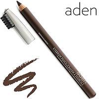 """Aden Карандаш для бровей """"Brown/Marron"""" № 02 (Коричневый), фото 1"""