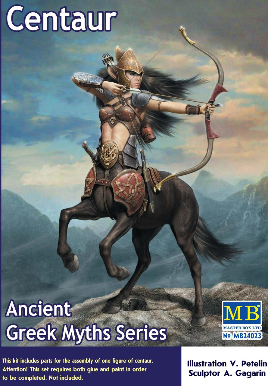 Ancient Greek Myths Series. Centaur. 1/24 MB24023