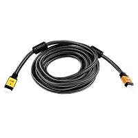 Кабель LogicPower HDMI-HDMI 5.0м, Ver 2.0 (4K/Ultra HD)