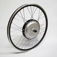 Мотор-колесо для велосипеда  48V500W 26 дюйма переднее