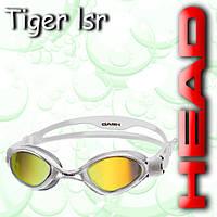 Очки TIGER LSR + зеркально покрытие (Белые)