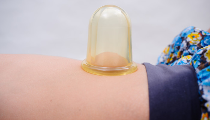 Вакуумна масажна банку (пара)