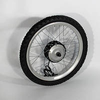 Мотор-колесо для установки на велосипед 36V350W редукторное 20 дюймов переднее