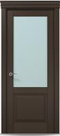"""Двери межкомнатные Папа карло """"Millenium ML-11"""" экошпон renolit  Дуб мокко"""