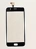 Оригинальный тачскрин / сенсор (сенсорное стекло) для Umidigi C2 (черный цвет)