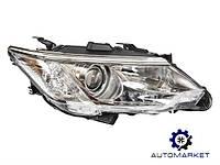 Фара правая электронная (Галоген) Toyota Camry 2011-2014 (XV50)