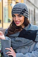 Felicia шапка Kamea, черный цвет, фото 1