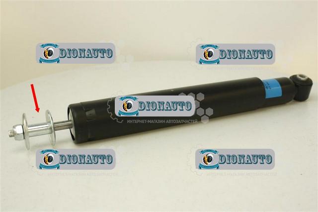 Амортизатор Ланос, Сенс Sachs задний (стойка)  (уценка) Chevrolet Lanos (96226990)