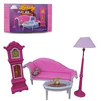 Набор кукольной мебели Gloria Гостиная 96010