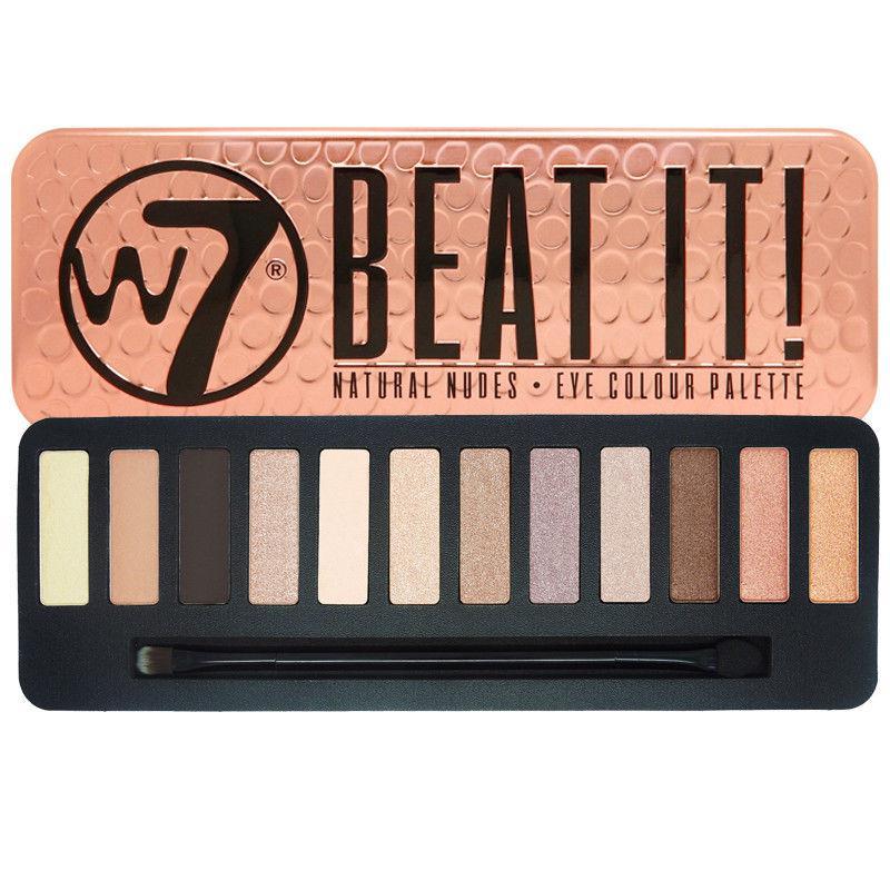 Тени для век W7 Beat It!