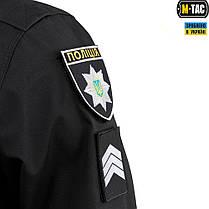 M-Tac рубашка Police Elite Flex рип-стоп Black , фото 3