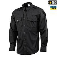 M-Tac рубашка Police Elite Flex Black
