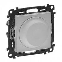 Светорегулятор с защитой Legrand Valena Life Алюминий (752660)