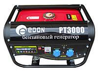 Бензиновый генератор EDON PT 3000 на 3,0 кВт. 220 V
