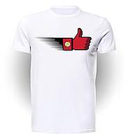 Футболка мужская GeekLand Флэш Flash лайк FL.01.021
