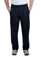 ТЕПЛЫЕ зимние спортивные штаны мужские на флисе Колорадо черные прямые