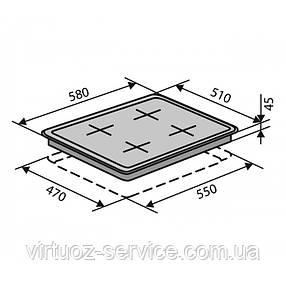 Комбинированная поверхность Ventolux HG622 B2 (X), фото 2