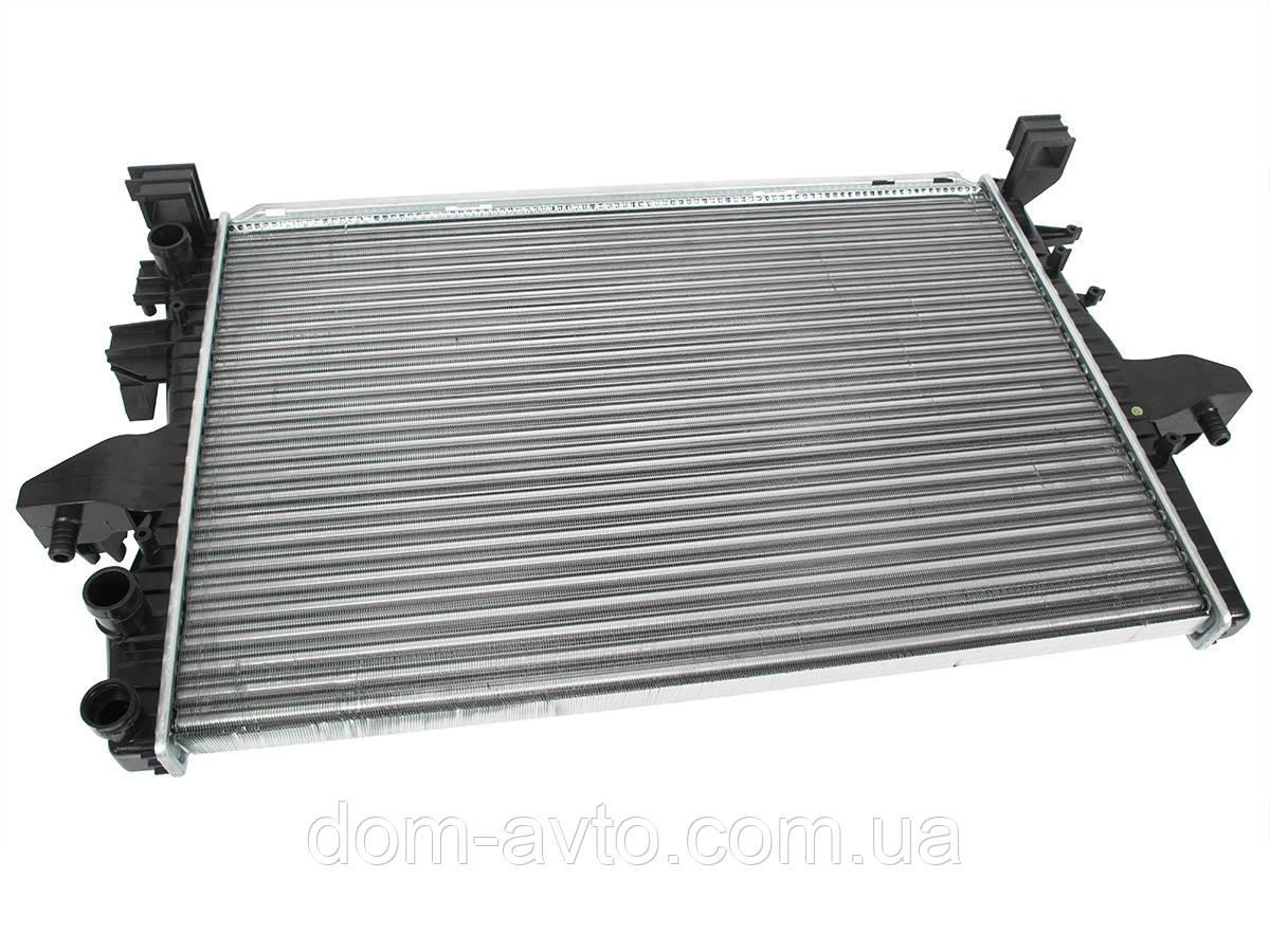 Радиатор основной 7H0121253F VW T5 Transporter Multivan 1,9 TDI