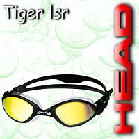 Очки TIGER LSR + зеркально покрытие (Дымчатые)