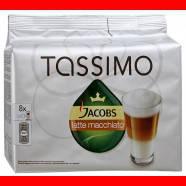 Кава мелена TASSIMO JACOBS Monarch Latte Macchiato 475.2г (6чаш)