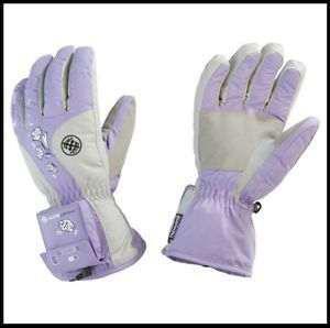 Перчатки с подогревом каждого пальца Heatact