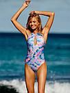 Victoria's Secret PINK Слитный Купальник Виктория Сикрет XS, фото 3